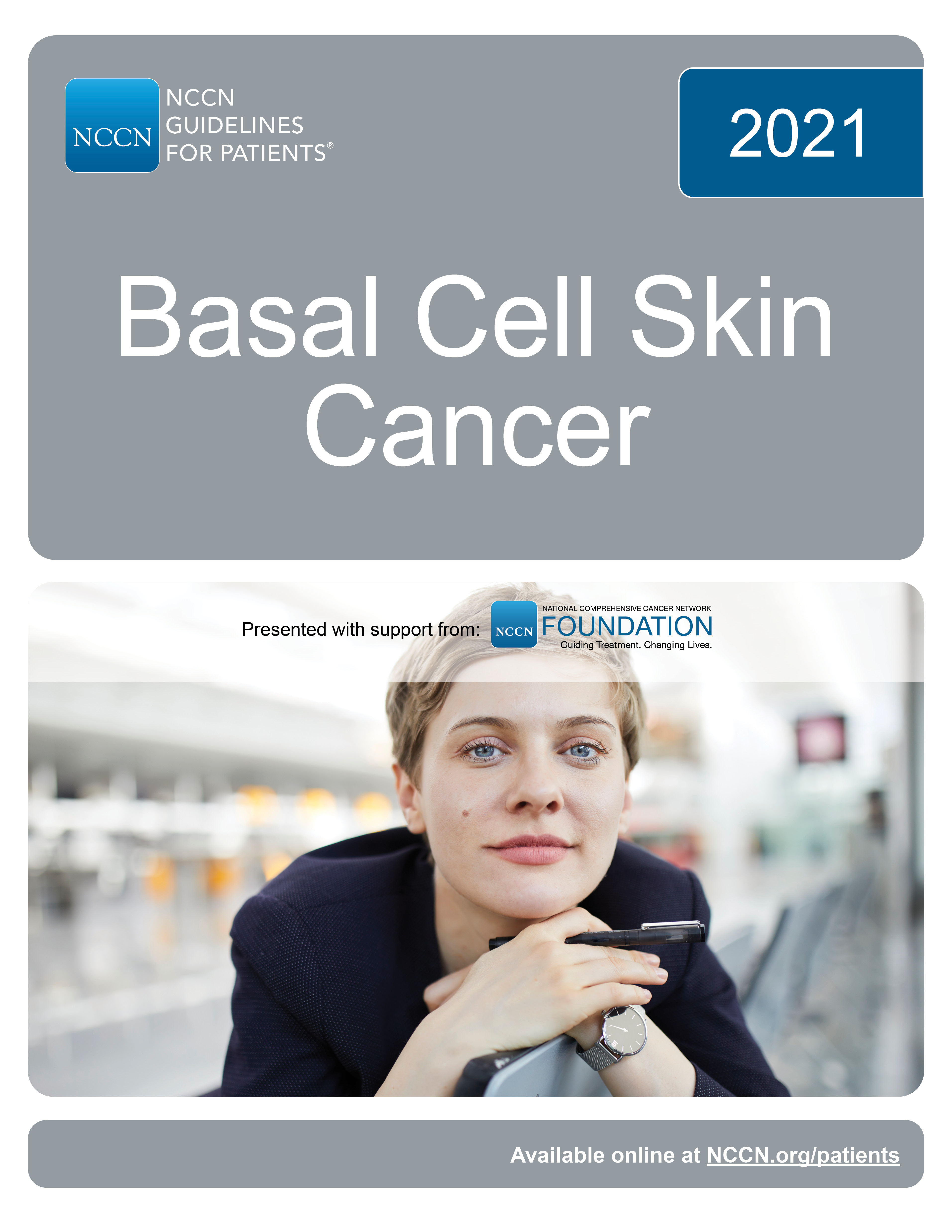 NCCN Guidelines for Patients: Basal Cell Skin Cancer