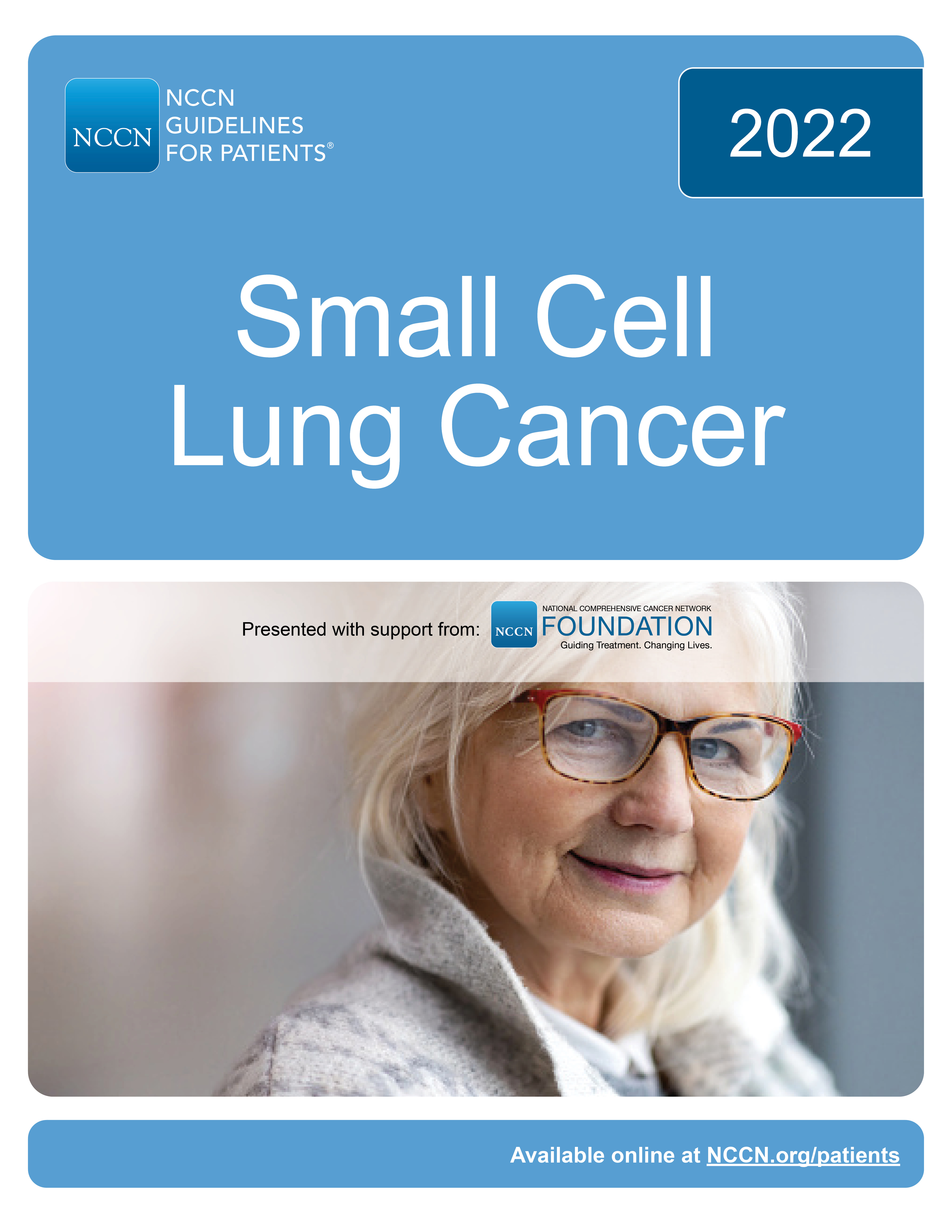 NCCN Guidelines for Patients: Small Cell Lung Cancer